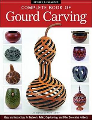 The Complete Book of Gourd Carving
